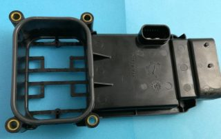 plastic injection molding of automobile connector for US customer